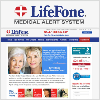 lifefone web site